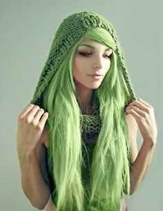 Perfect Color Hair (lime)