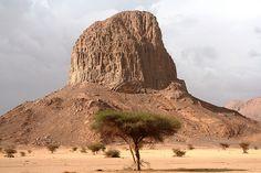 Montagne D'Iharen Tamanrasset Algerie