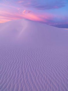 White Sands Morning by Ben H @ flickr