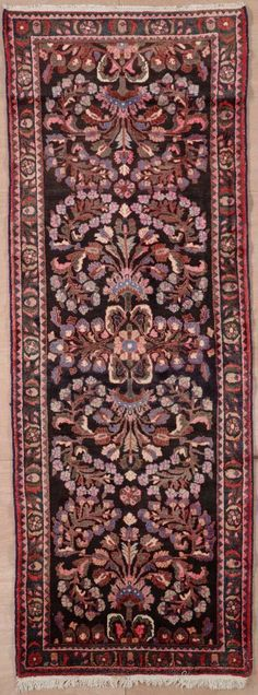 New Contemporary Persian Mahal Area Rug 2033 - Contemporary Area Rugs, Contemporary Style, Rug Runners, Blue Art, Persian Rug, Rugs On Carpet, Colorful Backgrounds, Bohemian Rug, Iran