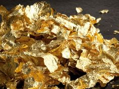 Edible Gold Flakes $23 for 100 milligrams