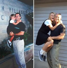 10+ Pics Of First Day Of School Vs Last Day Of School