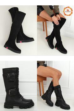 Ballerinas, Knee Boots, Heels, Fashion, Fashion Styles, Women's, Heel, Moda, Ballet Flats