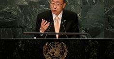 Ki-moon denuncia 'arrepiante' escalada do conflito em Aleppo
