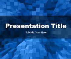 Free 3D PowerPoint Templates and Backgrounds | PPT 3D Templates | Page 3
