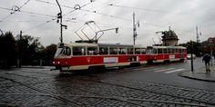 Praha - Prague - Tram