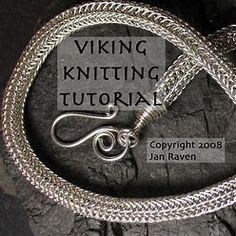 Image result for Viking Knit Tutorial