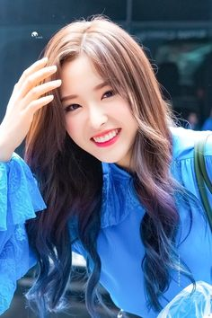 Image about olivia hye in loona by b. on We Heart It Kpop Girl Groups, Kpop Girls, Longing For You, Olivia Hye, Sooyoung, These Girls, Find Image, My Girl, We Heart It
