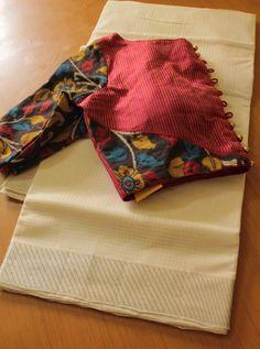 Netted Blouse Designs, Cotton Saree Blouse Designs, Simple Blouse Designs, Stylish Blouse Design, Kalamkari Designs, Designer Blouse Patterns, Kids Lehanga, Sarees, Stitching