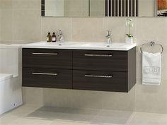 Vanity Bathroom Harvey Norman forme neo 900mm wall-hung vanity - bathroom vanities | harvey