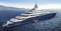 Double Century Super Yacht Project Triple Deuce 222m