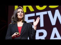 Rachel Botsman: The currency of the new economy is trust - YouTube. La moneda de la nueva economía es la Confianza