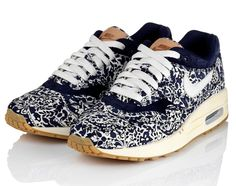 4c422c531a23e8 Nike Sportswear X Liberty – Nike Air Max 1 – Spring Summer 2012 Nike Liberty