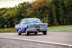#Ford #Falcon à la Dijon Motors Cup Reportage complet : http://newsdanciennes.com/2015/10/05/grand-format-dijon-motors-cup-gt-protos/ #Classic_Car #Cars #Vintage #Voiture #Ancienne