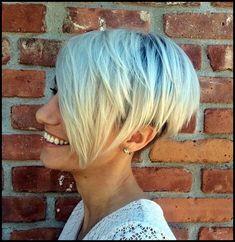 22 Ziemlich kurze Frisuren für Frauen: Easy Everyday Haircuts #everyday #frauen #frisuren #haircuts #kurze #ziemlich