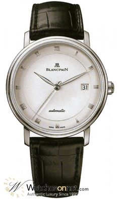 • the world s catalog of ideas blancpain villeret automatic men s watch available through our brand watches auction live now