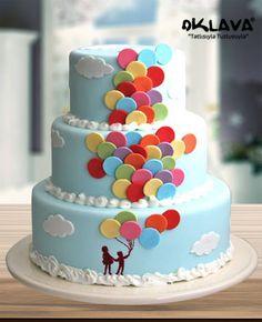 Çoçuk Doğum Günü Pastaları https://www.pastasipariset.com/1816-sevgi-balonu-dogum-gunu-pastasi.html