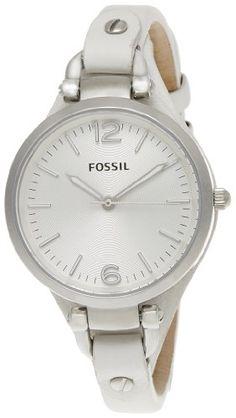 Fossil Women's ES2829 Georgia White Leather Watch Fossil http://www.amazon.com/dp/B004LXIXP6/ref=cm_sw_r_pi_dp_hjOJtb0E5PCB9BF6