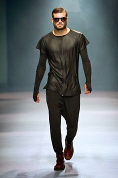 Male Fashion Trends: Augustine Autumn/Winter 2014 | Mercedes-Benz Fashion Week Joburg
