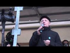 DREWERMANN-SUPER REDE BEI BERLINER FRIEDENSDEMO!13.12-2014
