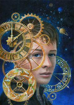 MYSTERY OF TIME BY LUDVIK GLAZER-NAUDE