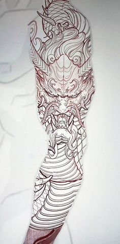 29 Top ideas for japanese dragon tattoo yakuza Koi Dragon Tattoo, Dragons Tattoo, Dragon Sleeve Tattoos, Japanese Dragon Tattoos, Japanese Sleeve Tattoos, Best Sleeve Tattoos, Dragon Tattoo Designs, Tattoo Sleeve Designs, Tattoo Designs Men