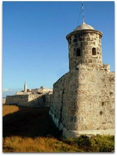 Castillo de San Salvador de la Punta, detalle