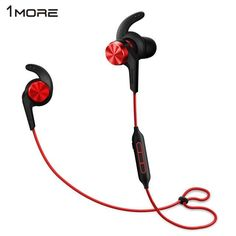 Original 1MORE iBFree Wireless Bluetooth 4.1 Headset In-Ear Sports Running Earphone Earbuds with Microphone Support aptX