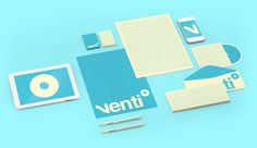 Brand for Italian Industrial Design Studio by Renan Vizzotto, via Behance