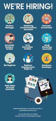 job recruiting posters - Google Search | SkillsUSA | Pinterest