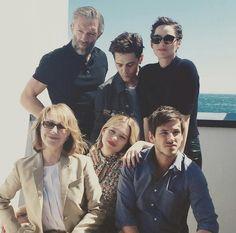"Juste La Fin du Monde ""beautiful"" cast with Xavier Dolan"