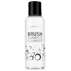 Cleanse all traces of makeup and impurities from your brushes with this thorough shampoo. The gentle, lathering cleanser conditions the bristles and fibers, offering a soft finish. Maintaining clean brushes will prolong the life and performance, allowing you to achieve a flawless application with each use. Eye Makeup Brushes, Makeup Brush Set, Face Makeup, Coastal Scents Brushes, Round Pen, Synthetic Brushes, Brush Cleaner, Face Care, Cleanser