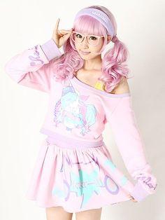 ♥️ ロリータ, Sweet Lolita, Lolita, Loli, Pastel, Decora,Victorian, Rococo ♥️ via My Darling Rainbow http://mydarlingrainbow.tumblr.com
