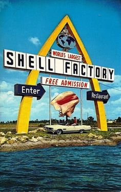 World's Largest Shell Factory | Fort Myers, Florida...Has the best home made fudge I have ever eaten.~~♥~~