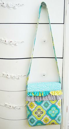 Craft Sew Create: Smarty Girl Bag