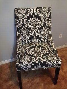 Damask Chair