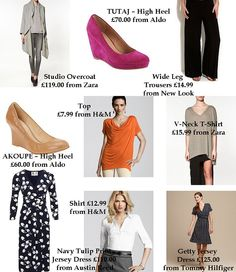 Best Clothing Styles for an Apple Shape at The Bentall Centre