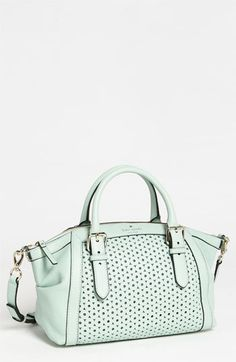 Kate spade bag. Such a pretty color