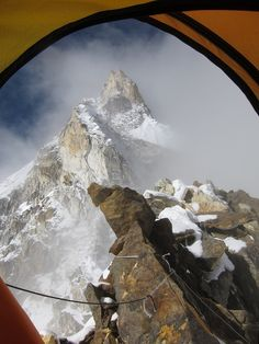 Camp 2, Ama Dablam. Source UKC