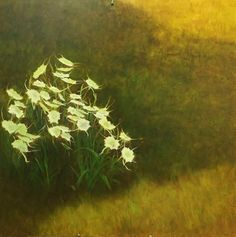 'Spider Lilies' by Deborah Paris