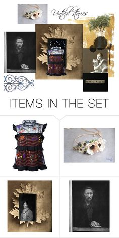 """""""Poetry"""" by ikonolexi ❤ liked on Polyvore featuring art"""