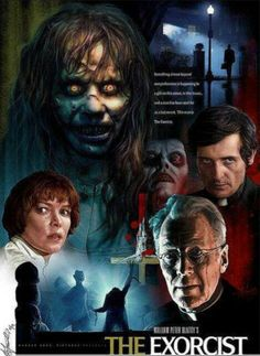 The Exorcist - Still one of the scariest movies I've ever seen.