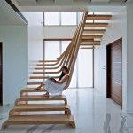 Цікава концепція для сходів