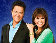 Donny and Marie - I can't help but be tickled that Donny and Marie have been playing to sold out crowds at the Flamingo since 2008 AND have the #1 show in Vegas right now! A family friendly show #1 in Las Vegas! WooHoo! You GO Donny & Marie!
