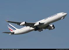 A340 - Air France - Dec 2010 - Hong Kong (HKG) to Paris (CDG)