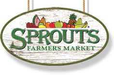 I LOVE Sprouts (grocery store). They have a huge selection of produce and fresh foods at great prices- I mean, their ORGANIC stuff is cheaper than the REGULAR stuff at a normal supermarket. 100x better than Whole Foods too <3