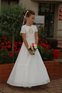 Image result for alba sukienka komunijna