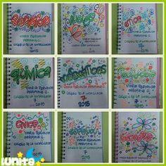 Decoración de cuadernos