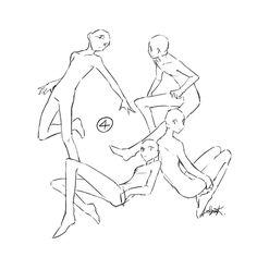 トレス可】環状構図集 [8]