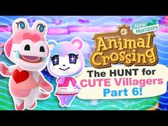 Animal Crossing 3ds, Animal Crossing Villagers, Cute Animals, Youtube, Pretty Animals, Cutest Animals, Cute Funny Animals, Youtubers, Adorable Animals